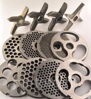 Ножи и решетки